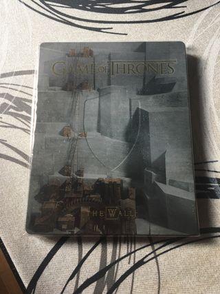 Juego de Tronos Steelbook