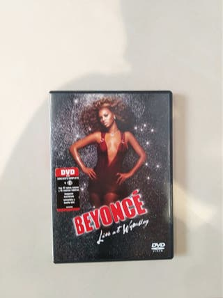 BEYONCE DVD +CD - Live at Wembley