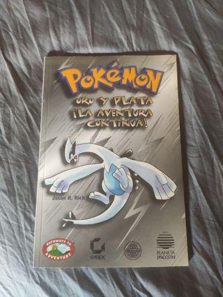 Guia Oficial Pokemon Plata original