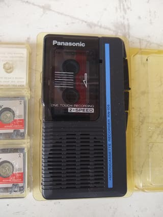 Microcasset Panasonic RN-105