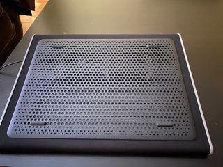 Base refrigeradora para portatil