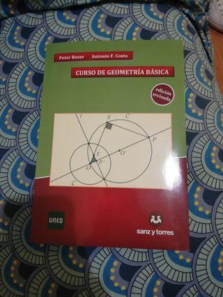 libro curso de geometría básica UNED