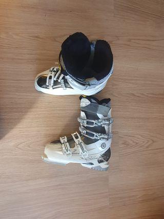 Botas de esquí Salomon 39-40.