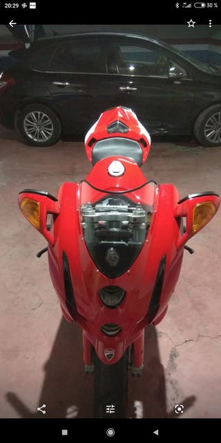 Ducati 749 s