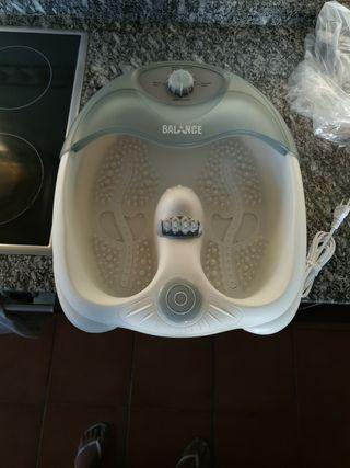 Balance masaje de pies