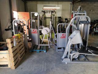 maquinas de gimnasio Cybex VR2