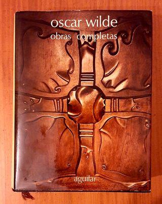libro Oscar wilde Obras completas