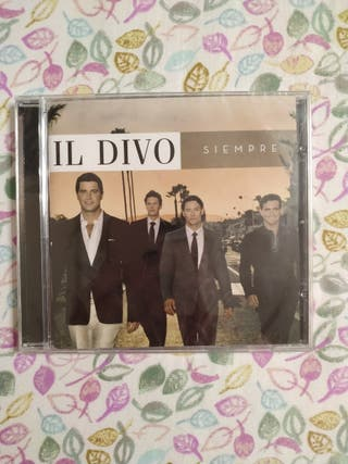 Il Divo - CD Música (sin abrir)