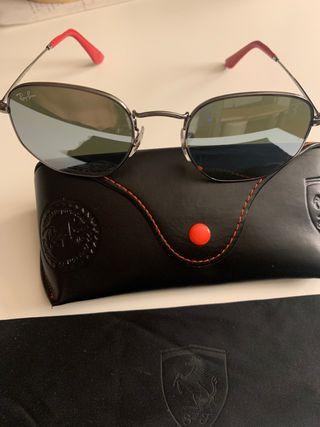 Gafas de sol Rayban colección Ferrari