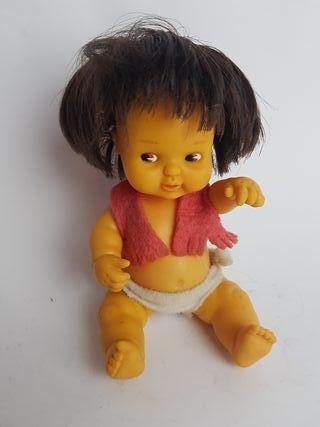 muñeca barriguitas india de famosa años 70