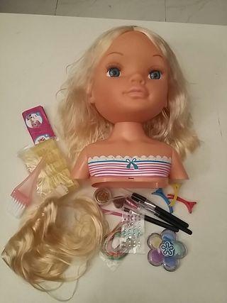 Nancy maquillaje y peluquería