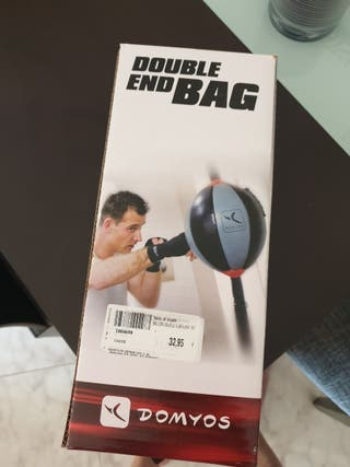 pera de boxeo nueva
