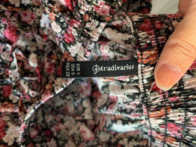 Falda del stradivarius
