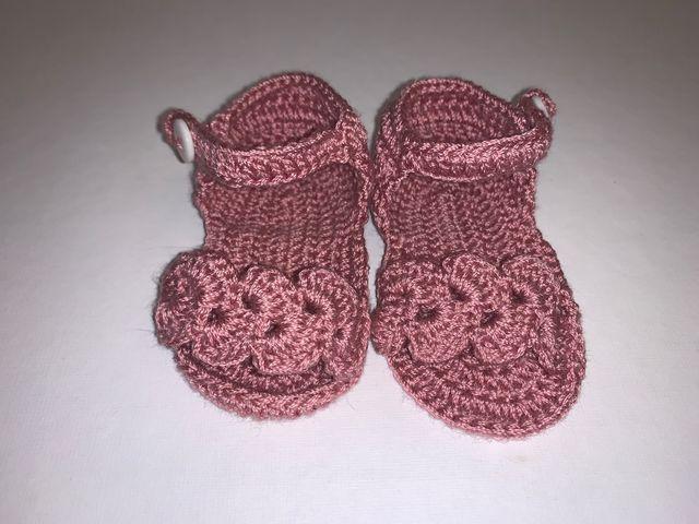 Sandalias bebe niña