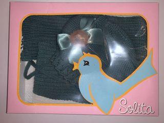 Capota y bufanda Solita