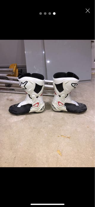 Alpinestar motorcycle boots size 11.5