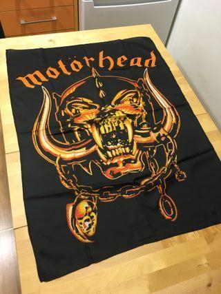Bandera tela MOTÖRHEAD 95 x 70