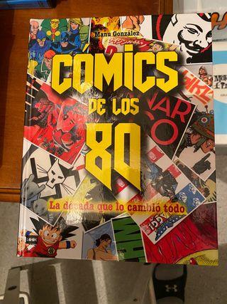 Comics de los 80'