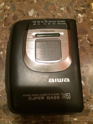Walkman/ radio Aiwa TA153