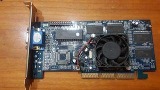 tarjeta grafica 32mb Agp vga A4-M64/VANTATV-E1
