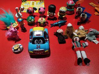 Lote coche Chicco y más