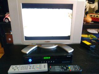 Tv Lcd 15 Pulgadas + TDt HD