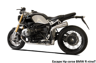 Escape Hp corse BMW R nineT
