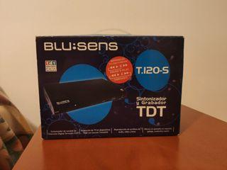 Sintonizador TDT Blusens (Roto)