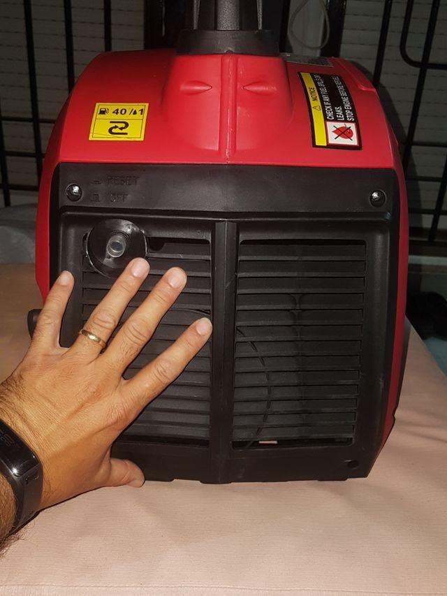 Generador de Gasolina 1000w Silencioso
