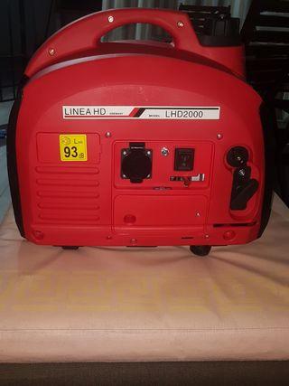 Generador de Gasolina 850w Silencioso