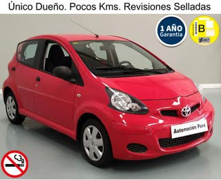 Toyota Aygo 1.0 VVT-i. Pocos Kms. Único Dueño.