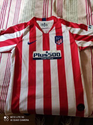 camiseta Atlético de Madrid