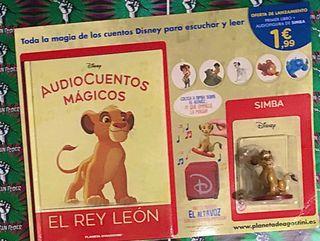 EL REY LEON 1 AUDIOCUENTOS MÁGICOS DISNEY