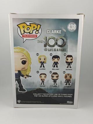 Funko pop Clarke
