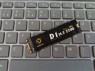 SSD M.2 Drevo D1 240Gb PCIe