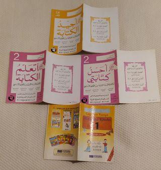 Libretas Caligrafía Árabe y turca
