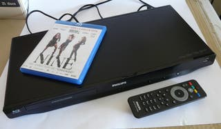 Reproductor Blu-ray PHILIPS
