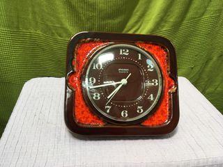Reloj de pared vintage marga Staiger