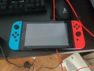 Nintendo switch azul y roja *perfecto estado*