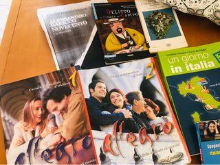 Libros de Italiano Allegro 1 y 2