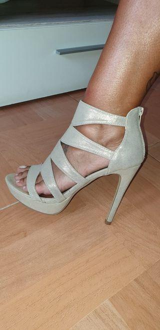 nuevos zapatos 39