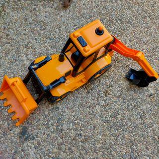 Tractor de juguete