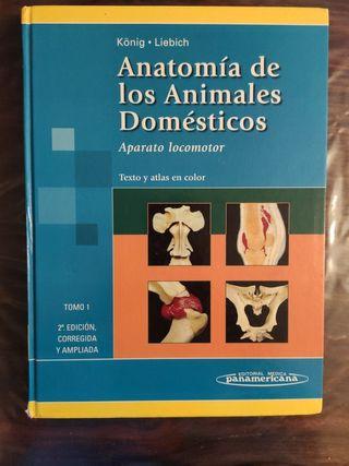 Libro de Veterinaria