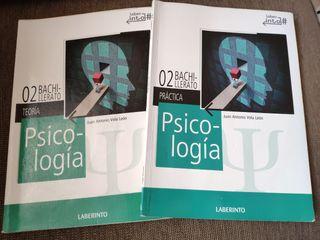 Psicología 2° Bachillerato Teoría y Práctica