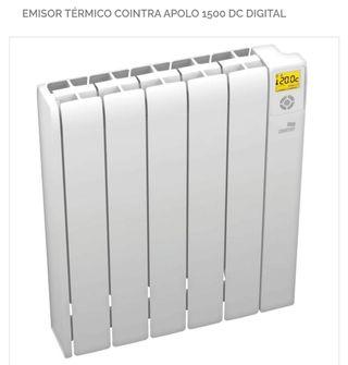 Radiador emisor térmico cointra Apolo 1500 dc