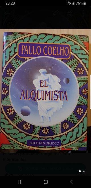 Libro El Alquimista de Paulo Coelho