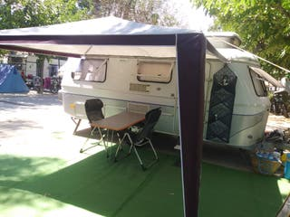 caravana ERIBA TROLL GT 510 OFERTA MARZO 13.500€