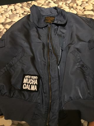 Bomber Alpha Industries chico