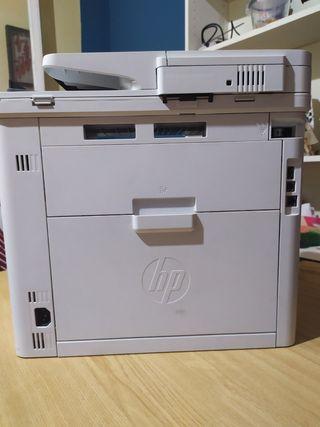 Impresora hp.