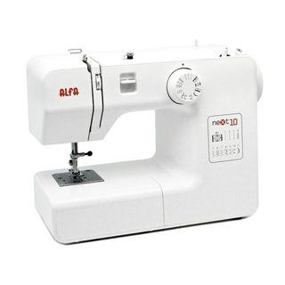 Maquina de coser Alfa Next 10